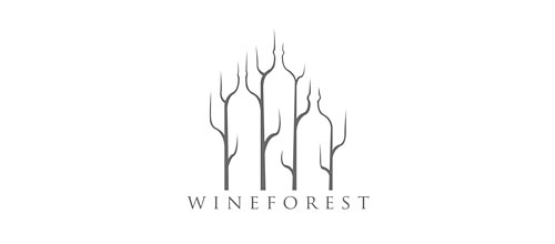 Wineforest logo