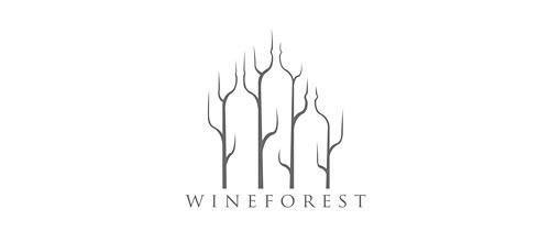 Wineforest logo