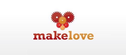 Makelove logo