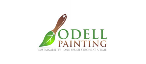Odell Painting logo