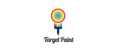 Target Paint logo