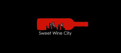 Sweet Wine City logo
