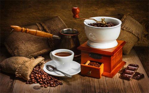 Coffee wallpaper