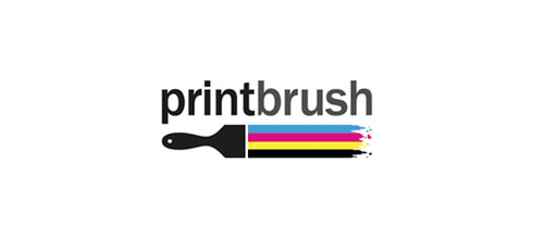 Printbrush logo