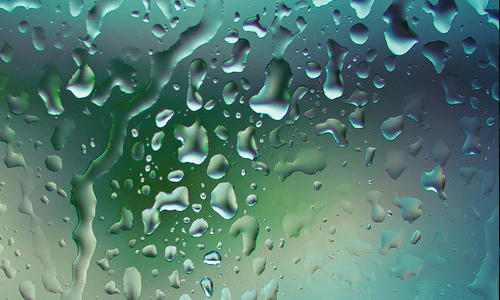 Beautiful rain texture high resolution
