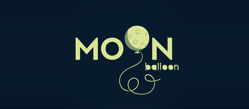 Moon Balloon logo
