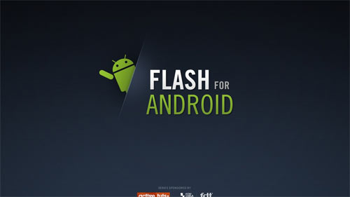 Flash for Android wallpapers