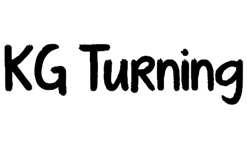 KG Turning Tables font