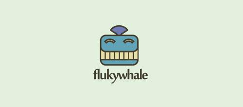 Flukywhale logo