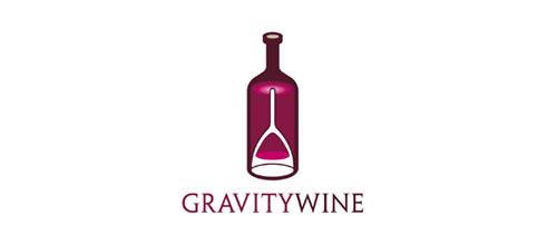 Gravity Wine logo