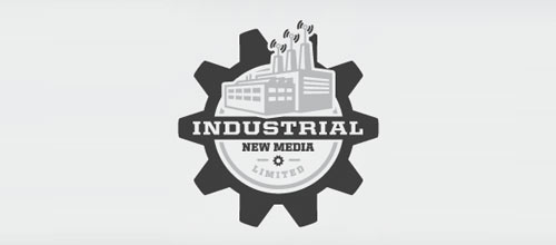 Industrial New Media logo