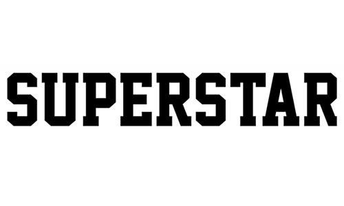 Superstar M54 font