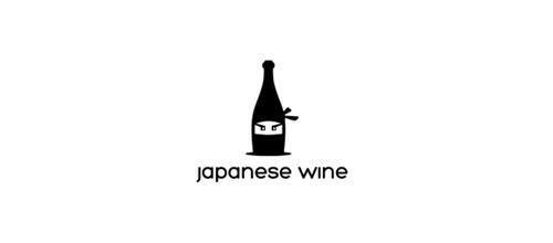 japanese wine logo