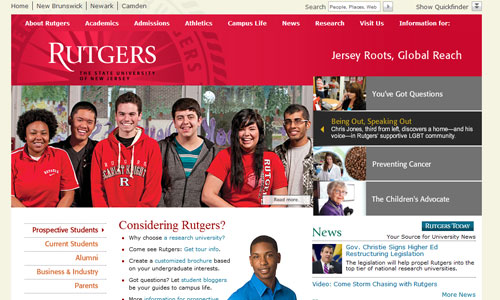 Rutgers-The State University of New Jersey