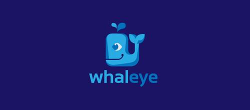Whaleye logo