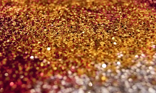 Red yellow shiny glitter texture high resolution
