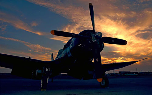 Sunset Corsair