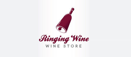 Ringing Wine logo