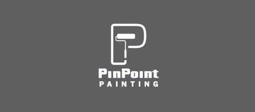 PinPoint Painting V2 logo