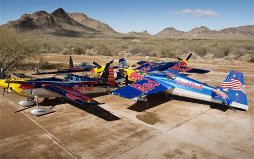 Redbull Aerobatics