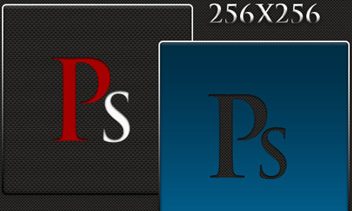 Adobe Photoshop Carbon Icons