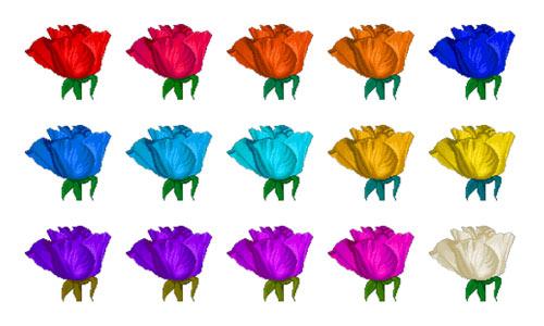 Flower pack 26