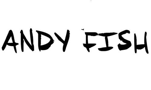 andyfish font