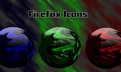 Hazy Firefox Icons