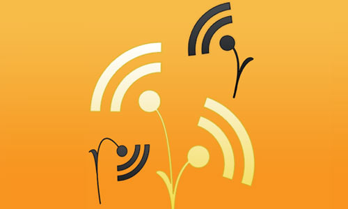 Rss Flowers icon
