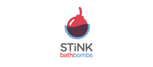 Stink Bathbombs logo