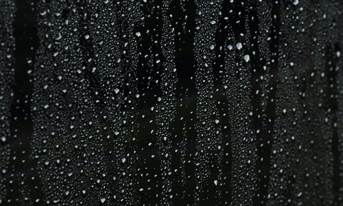 Black raindrop rain texture high resolution