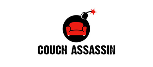 Couch Assassin logo