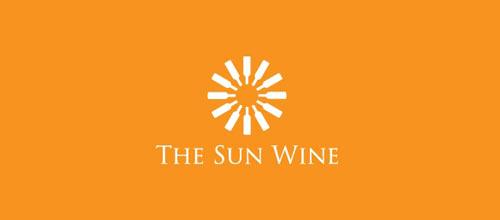 The Sun Wine logo