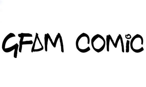 GFAM Comic font