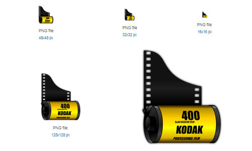 Kodak Film Icon