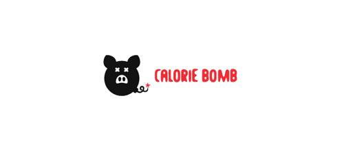 Calorie Bomb logo