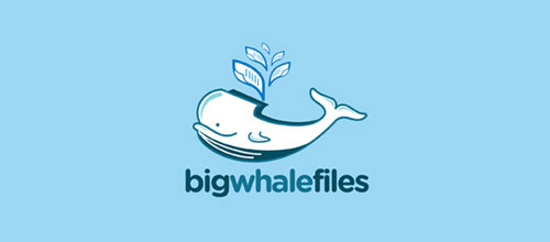 Big Whale Files logo