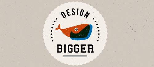 Design Bigger logo