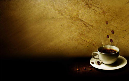 Coffee Time wallpaper