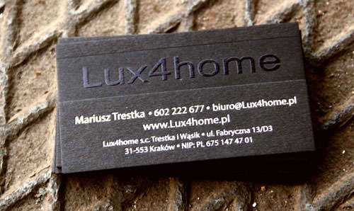 Business Card for: Lux4home
