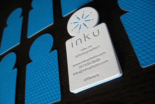 Inku Business Cards