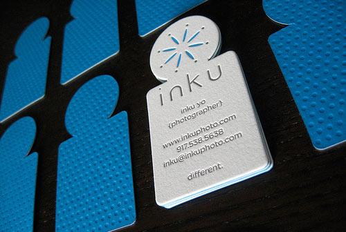 Inku Business Cards