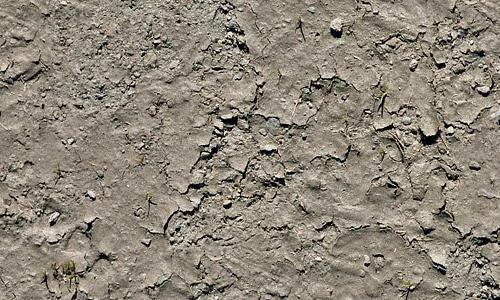 Grey dirty mud texture