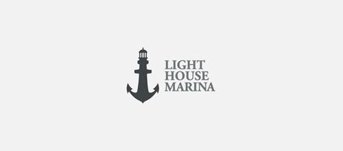 Lighthouse Marina logo