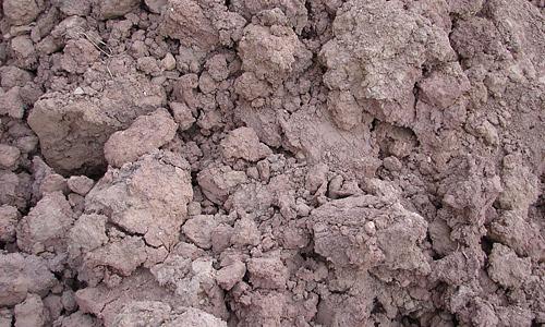 Crumpled dirty mud texture