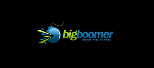 Big Boomer logo