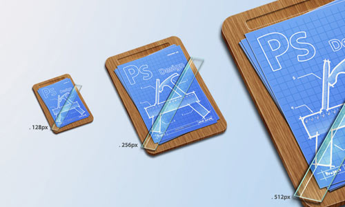 PS Blueprint project icon