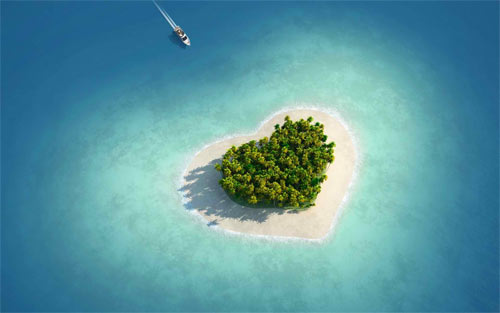 To Heart Island_97230 Wallpaper