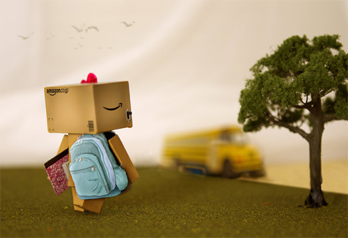 Backpack school danbo photography cute