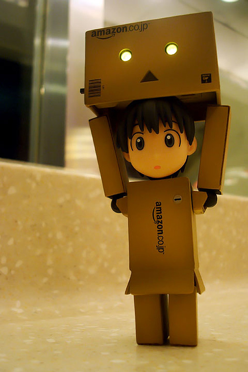 Mini danbo photography cute